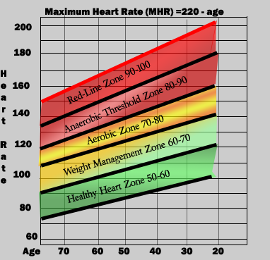 to burn fat what should my heart rate be